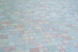 тротуарная плитка в Харькове старый город