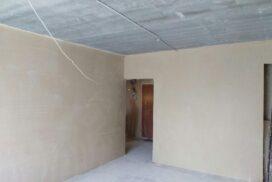 Штукатурка стен офиса Харьков